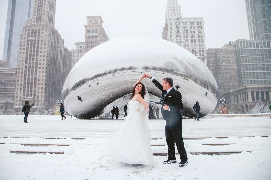 Chicago Winter Wedding Venues